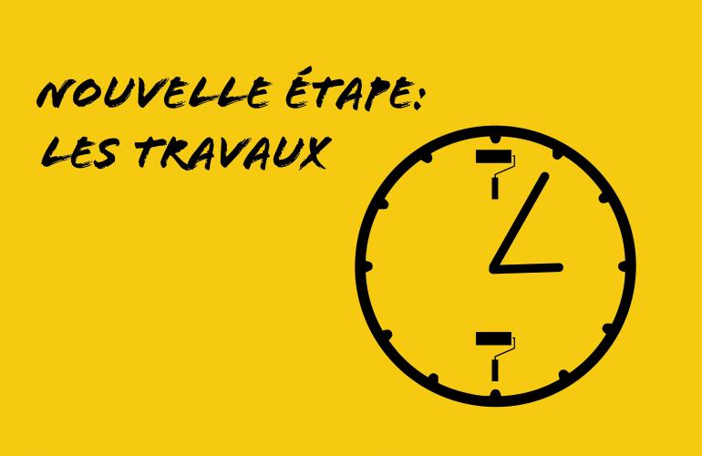LANCEMENT-TRAVAUX